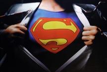 Superheroes / by Alison Allen