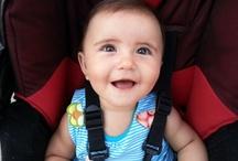Fotos de bebés / Fotos de bebés y niños pequeños guapos y graciosos. / by soyunalbondiga