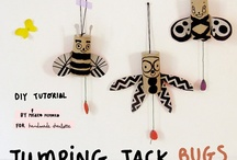 Craft ideas / Great craft projects for big kids  / by Workshoppi