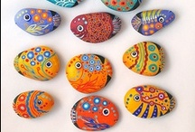 Let's paint: rocks! / stone painting