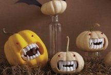Scary Party Ideas / by Christina Daffinee