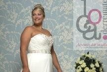 Plus size wedding dresses / by Locaderremate Plus size fashion