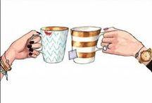 Coffee & Tea / by Chantal Barlow