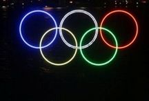 OLYMPIC  SPIRIT! / DETERMINATION, DEDICATION AND PURE TALENT * LOVE THE THRILL OF VICTORY! / by Paula W