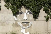 Arte Urbano / Arte urbano. Pinturas urbanas de grafiteros famosos y artistas callejeros. / by soyunalbondiga