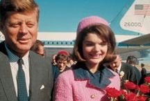 KENNEDY FAMILY MEMORIES / Memories from my past and the sad day in Dallas, 1963.   50 years later the interest of Nov. 22, 1963 is still there. / by Paula W