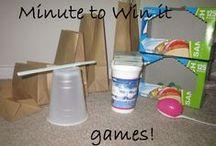 Church ~ Teen Group Games / for my hubby / by Jill Wilson