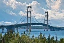 BRIDGING THE GAP / Places to go.....bridges connect us to our destination. / by Paula Wedger