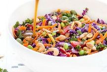 meatless meal ideas / by One Lovely Life