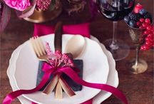 Hostess : Tablescapes + Placesettings