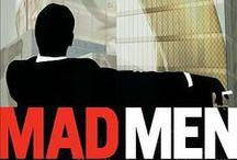"""""""MAD MEN"""" MANIA / Love this show! Great characters and interesting story lines / by Paula Wedger"""
