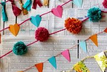 Crafts / garlands