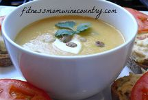 Soups / Healthy soup recipes for all seasons