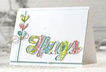 Valentine Card Inspiration / by Lisa Hall