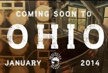 Coming to Ohio & Kentucky / Deschutes Brewery beers will be flowing here soon!