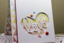 Simon Says Stamp Inspiration / by Lisa Hall
