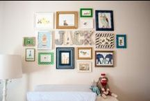 home sweet home: baby room / by Emily Rogers