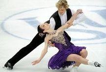 ICE SKATING STARS / ELEGANT,  STYLISH, GRACEFUL &  DEDICATED TO THEIR SPORT. / by Paula W
