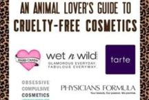 Cruelty-Free is the way to be! / I strive to live cruelty-free, and I hope you will too!
