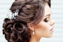 Beauty: Glamorous Hair / The only benefit I can see to having long hair is the glamorous hairstyles that can be created with it. Check out some of these unbelievably gorgeous updo's created with long hair.