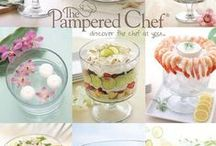 Pampered Chef Business / Ideas to stay motivated in business, how to keep customers excited and interested, how to get more people interested...  (Sounds kind of like Church ;-)  ) / by Kim Shiell