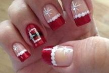 Beauty: Nails for Winter & Holidays / Let's show off those sparkling winter-themed nails and nails all dressed up for the holidays!