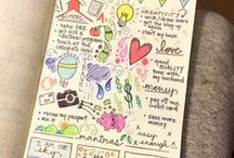have a nice: journal / journaling ideas