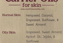 Essential Oils - Skin