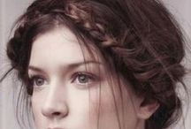 Sweet Hair Love / Inspiration and ideas for sweet hair styling  / by Ellie Beck ~ Petalplum