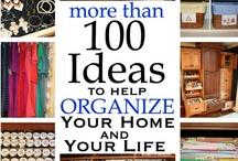 Organizing / by Sheryl Westerman