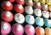 "Painting Tips ""Just don't tip the can!"" / by Pam Rutledge"