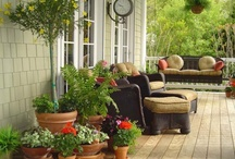 Porch Ideas  / by Pam Rutledge