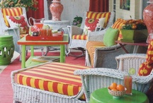 Pillows for Outdoor Fun! / by Pam Rutledge