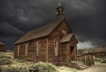 Ghost Towns / by Cathy Ivie