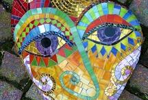 Mosaics / by Susan Hurtt Hussien