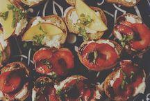 taste. // savory. / by Jennifer O'Connell