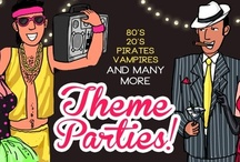 Theme Party Planning / We have Over 100's of Ideas on Theme Parties to Throw! Come Visit us!  privateislandparty.com