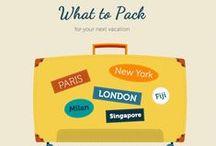 Travel Tips / Travel smart with these ingenious travel solutions.