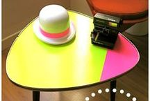 DIY ~ meubles & lampes / by Charlotte Pinson
