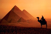 Egypt - Home away from home / by Susan Hurtt Hussien