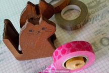the wonder of washi tape / by kimberly AH