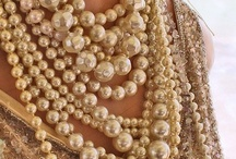 """Pearls, Pearls, Pearls! / """"A word of kindness is seldom spoken in vain, while witty sayings are as easily lost as the pearls slipping from a broken string."""" George Dennison / by Susan Hurtt Hussien"""