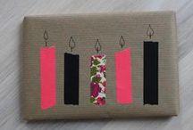 DIY ~ jolis paquets cadeaux / by Charlotte Pinson