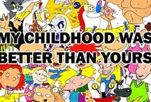 Our Childhood was Soooo Much Better than Yours!... / Born in the 80's, Grew up in the 90's... / by Desiree Brittany