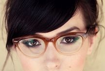 Girls with Eyeglasses / by City Kitty