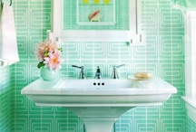 home: dreaming of bathrooms