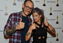 TERRYWOOD / OHWOW & HTC celebrated the release of photographer Terry Richardson's latest book, TERRYWOOD, at The Standard Spa in Miami Beach. TERRYWOOD is Richardson's vision of everything that Hollywood represents to the public imagination. Photos by Frazer Harrison/Getty Images for HTC.