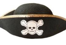 Pirate Theme Party / Arrr Matey! Party Pirates ahoy!