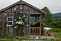 Potting sheds / small buildings