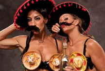 Cinco De Mayo Madness / Cinco de Mayo party supplies Whether you're in Mexico for all the traditional festivities or knocking back discount drinks at a Mexican restaurant, we have the Cinco De Mayo party supplies you'll need the most. Put the chili pepper hat on your head, shake your color choice of maracas and wave the Mexican flag. If you can do all 3 at once, then you haven't drank enough yet. For more historical Mexican tastes, wear the Spanish hat with red ball fringe and put a 3 foot inflatable cactus!